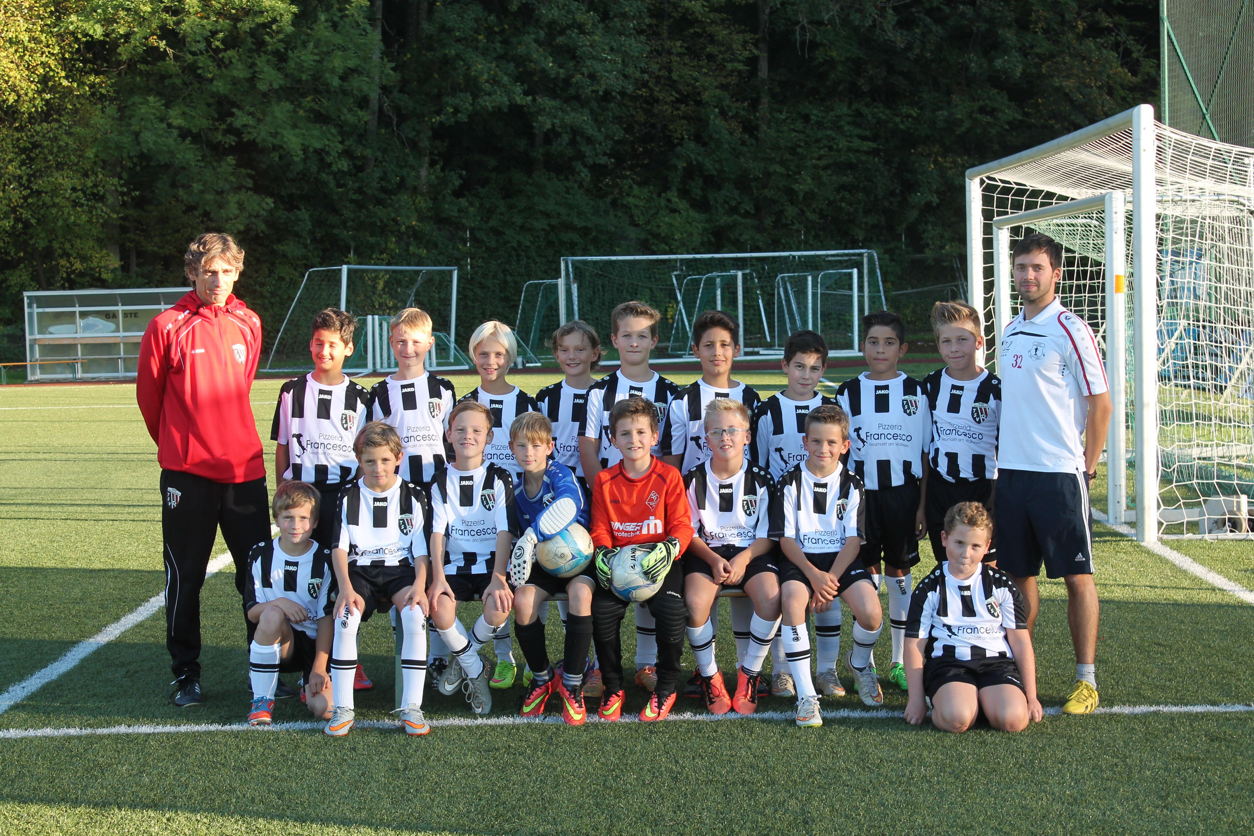 U - 12  - TSV esbo Neumarkt